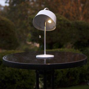Best Season Lampe à poser LED Cervia solaire - inclinable