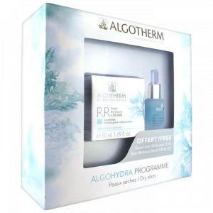Algotherm Coffret Algohydra - RR Repair RE-Source Cream + Sérum Nutri RE-Source