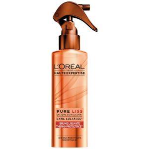 L'Oréal Haute Expertise Pure Liss Brume lissante protection thermique