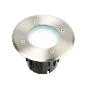 Lumihome Spot led encastrable extérieur 230V CCT + RGB - avec télécommande RF - Diam : 12cm