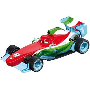 Carrera Toys 64022 - Cars Ice Francesco Bernoulli pour circuit GO!!!