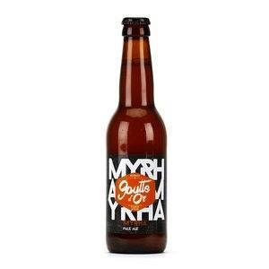 La Goutte d'Or Myrha - Bière française Pale Ale 5% - Bouteille 33cl