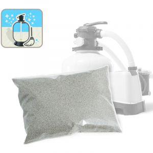 Intex Sable en verre pour pompe de filtre de piscine Bestway Jilong 25 Kg universel 29058 58201