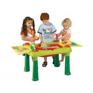 Keter Table de jeu sable et eau