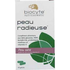 Biocyte Peau radieuse - 60 gélules