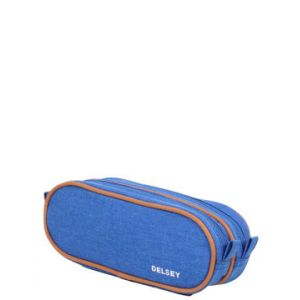 Delsey Trousse Back To School Blue - 2 compartiments
