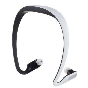 Clip Sonic TES124W - Casque Bluetooth pour sportifs avec micro
