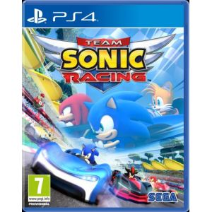 Sega Team Sonic Racing [Sony PS4]