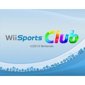 Wii Sports Club [Wii U]