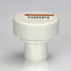 GIRPI Aérateur à membrane Diamètre 40 mm