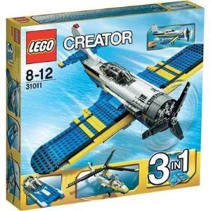 Lego 31011 - Creator 3 en 1 : L'avion de Collection