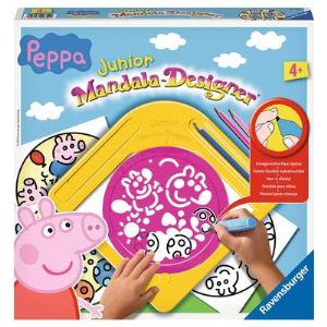 Ravensburger Mandala Designer Junior - Peppa Pig