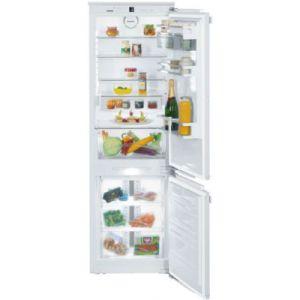 Liebherr SCIN3386 - Réfrigérateur congélateur intégrable No Frost