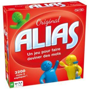 Tactic Alias Original : Faites deviner des mots !