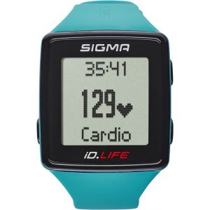 Sigma iD Life vert sapin - Tracker d'activité physique