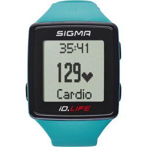Image de Sigma iD Life vert sapin - Tracker d'activité physique