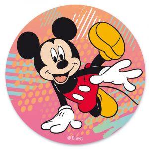 Dekora Disque en Azyme Mickey Hip Hop (20 cm)