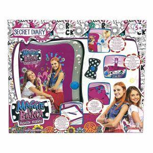 Smoby Maggie & Bianca - Journal secret électronique