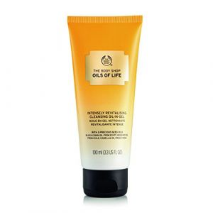 The Body Shop Oils of life - Huile-en-gel nettoyante revitalisante intense