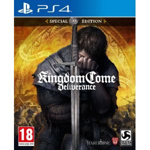 Kingdom Come Deliverance sur PS4