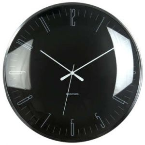 Present time Horloge Dragonfly noir. Dome verre KA5623BK 2233936d2d08