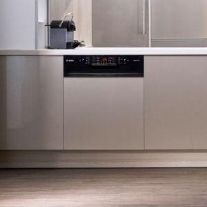 Bosch SMI53M46 - Lave-vaisselle intégrable 13 couverts