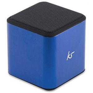 KitSound Cube - Haut-Parleur portable Bluetooth Jack 3.5mm