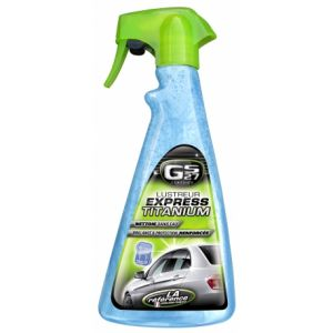 GS27 Lustreur Express Titanium 500 ml