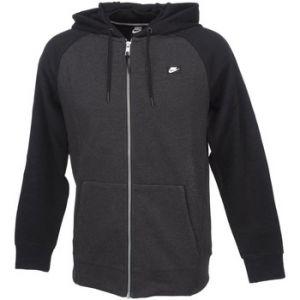 Nike Sweat à capuche entièrement zippé Sportswear Optic pour Homme - Noir - Taille M