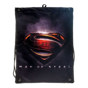 Bioworld Sac en toile Logo Superman Man Of Steel