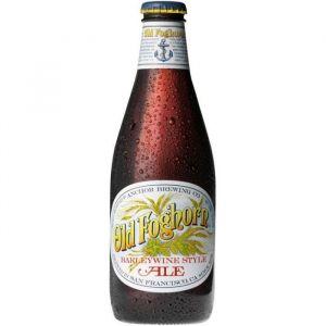 Brasserie Anchor Old Foghorn - Bière Ambrée - 35,5 cl - 8,8 %
