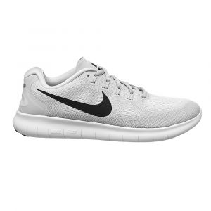 Nike Free RN W Chaussures running femme Gris/argent - Taille 39