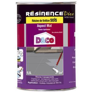 Résinence 1351 - Résine de protection sol 500 ml