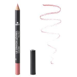 Avril Crayon contour des lèvres Vieux Rose Certifié Bio