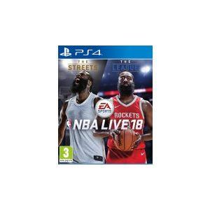 NBA Live 18 [PS4]