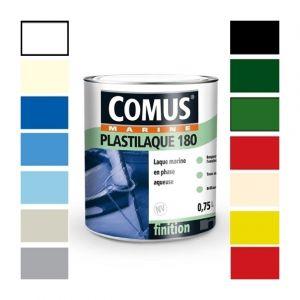 Comus PLASTILAQUE 180 - Tous supports / Phase aqueuse Bleu Piscine 110 0.75 Litre(s) MARINE