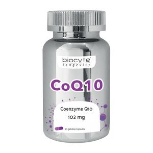 Biocyte Longevity CoQ10