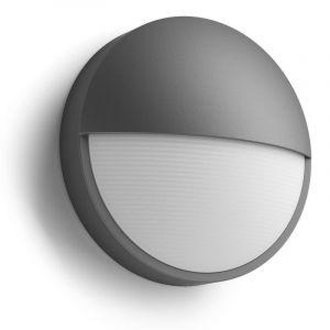 Philips Capricorn Anthracite - Applique LED extérieur IP44 H21 cm