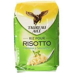 Taureau Ailé Riz pour Risotto Crémeux et Savoureux 500 g