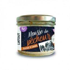 Liatout Aquaculture Mousse Brochet et Sandre Maison Liatout 90 gr