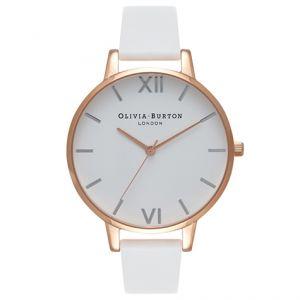 Olivia burton Montre Femme Classic Blanc