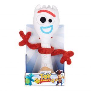 Posh Paws International 37303 - Peluche Disney Pixar Story 4 Forky - Coffret Cadeau - Multicolore