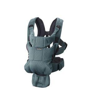 BabyBjörn Porte-Bébé Move 3D Mesh, Vert Sauge