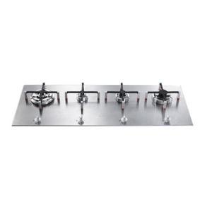 Smeg PX140 - Table de cuisson gaz 4 foyers