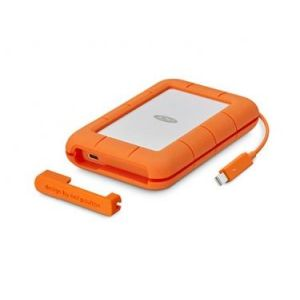 Lacie Rugged Thunderbolt - SSD 500 Go USB 3.1 Gen 2 / Thunderbolt 3