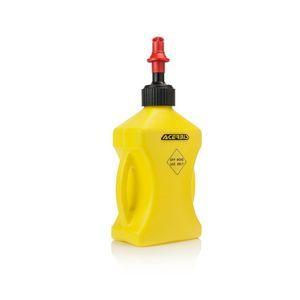 Acerbis Réservoir de remplissage rapide 10 litres jaune