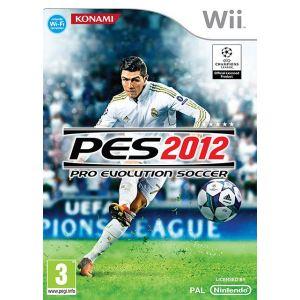 PES 2012 : Pro Evolution Soccer [Wii]