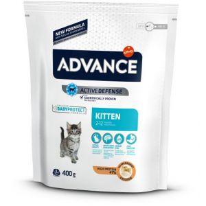 Advance Affinity Chat Kitten Poulet et Riz, 400 g
