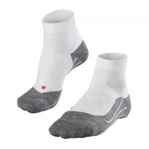 Falke RU4 - Chaussettes course à pied Homme - gris/blanc EU 42-43 Chaussettes Running