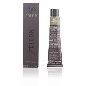 I.C.O.N. ECOTECH COLOR natural color #5.7 light violet brown 60 ml